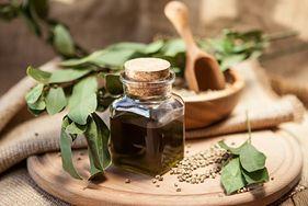 Oleje dla zdrowia i urody