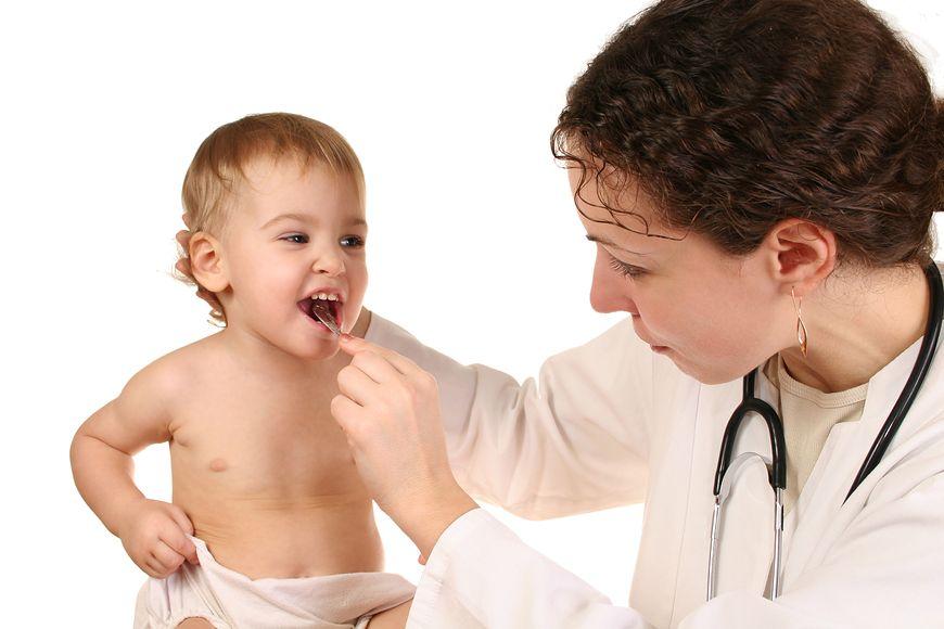 Niemowlak u pediatry
