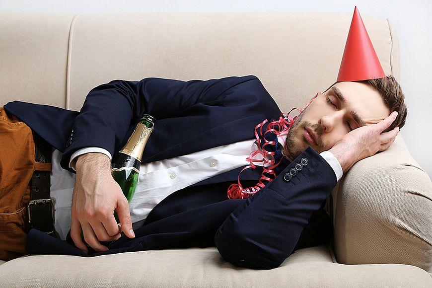 Rezygnacja z alkoholu
