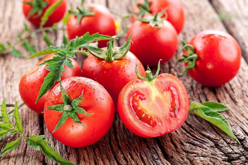 Pomidory i jabłka