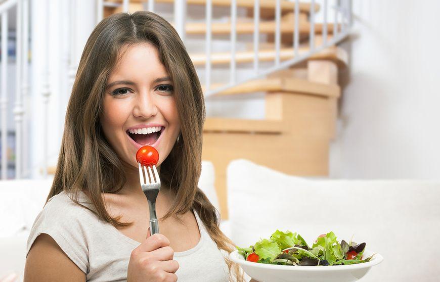 Korzystne dla zdrowia warzywa i owoce