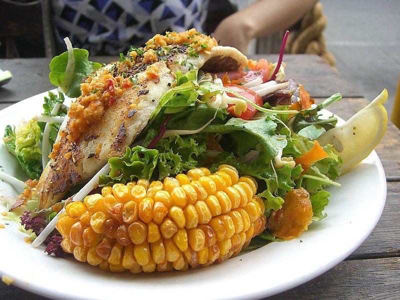 Posiłek w diecie kardio