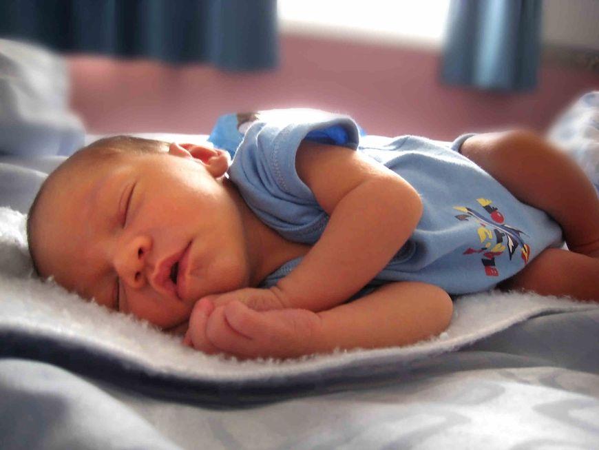 Ilość snu dziecka