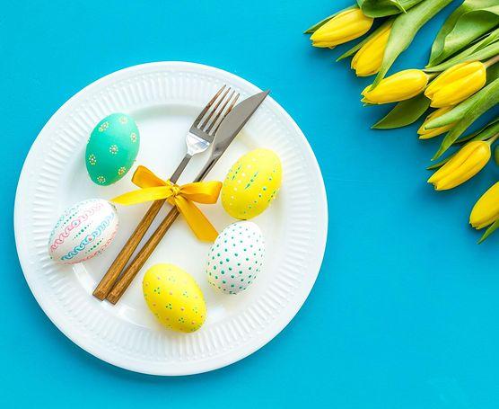 Potrawy wielkanocne – jajka, sałatki, ciasta, zupy