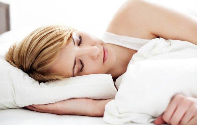 Zadbaj o odpowiednią ilość snu