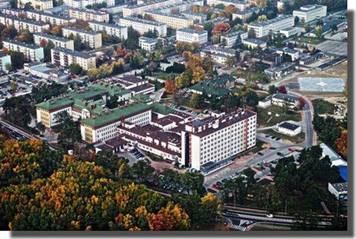 Szpital Powiatowy im, Edmunda Biernackiego w Mielcu - 827.35 pkt.