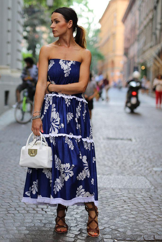 Pinko Print Dress