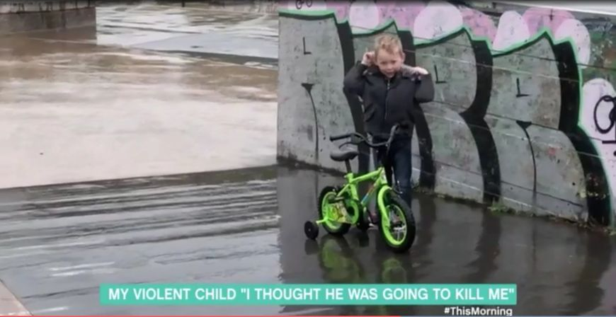 Dziecko z powodu ADHD jest bardzo agresywne