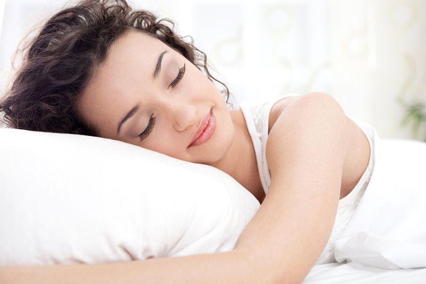 Łatwiejsze zasypianie