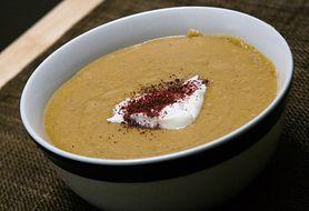 Zdrowa, dietetyczna zupa na bazie soczewicy