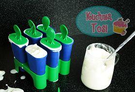 Idealny letni deser - mrożony jogurt