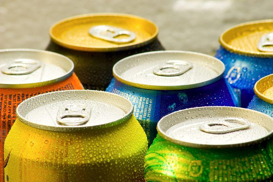Napoje gazowane bez cukru