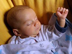 Problemy ze snem niemowlaka