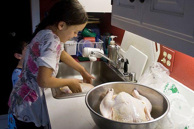 Zajęcia w kuchni