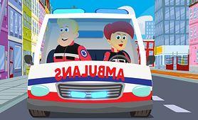 Pogotowie ratunkowe - użyteczna animacja