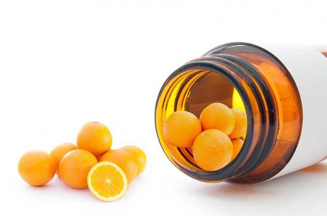 Zażywaj witaminę C