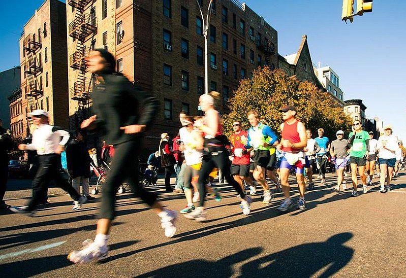 Bieg uliczny