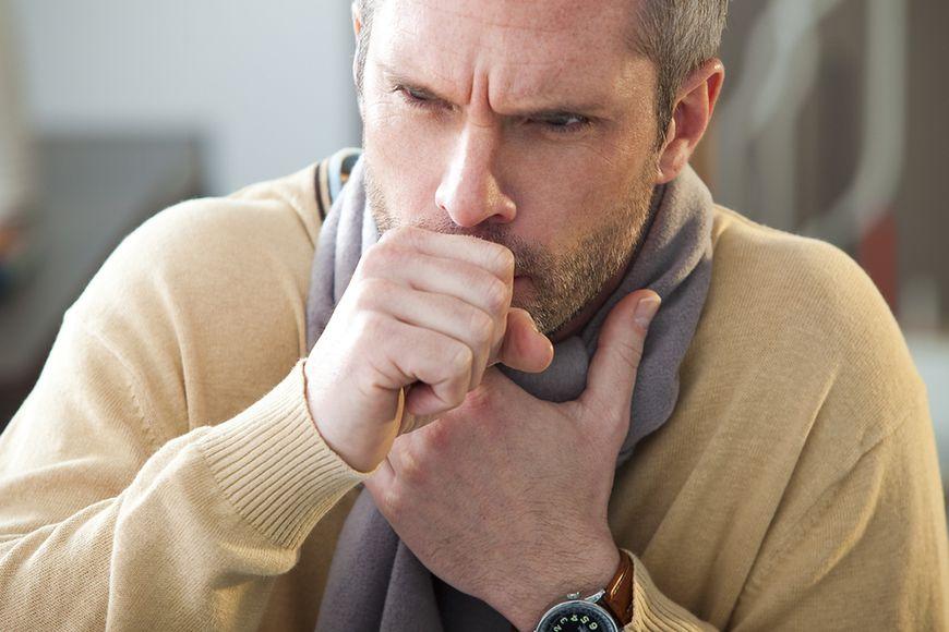 Łagodzenie infekcji układu oddechowego