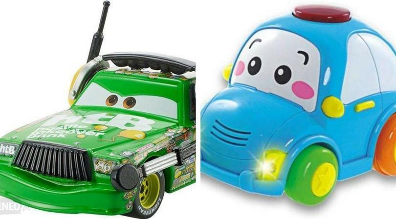 Samochody zabawki to bardzo częsty wybór rodziców i dzieci