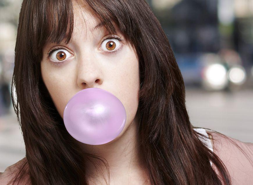 Chiclefobia – fobia przed gumą do żucia
