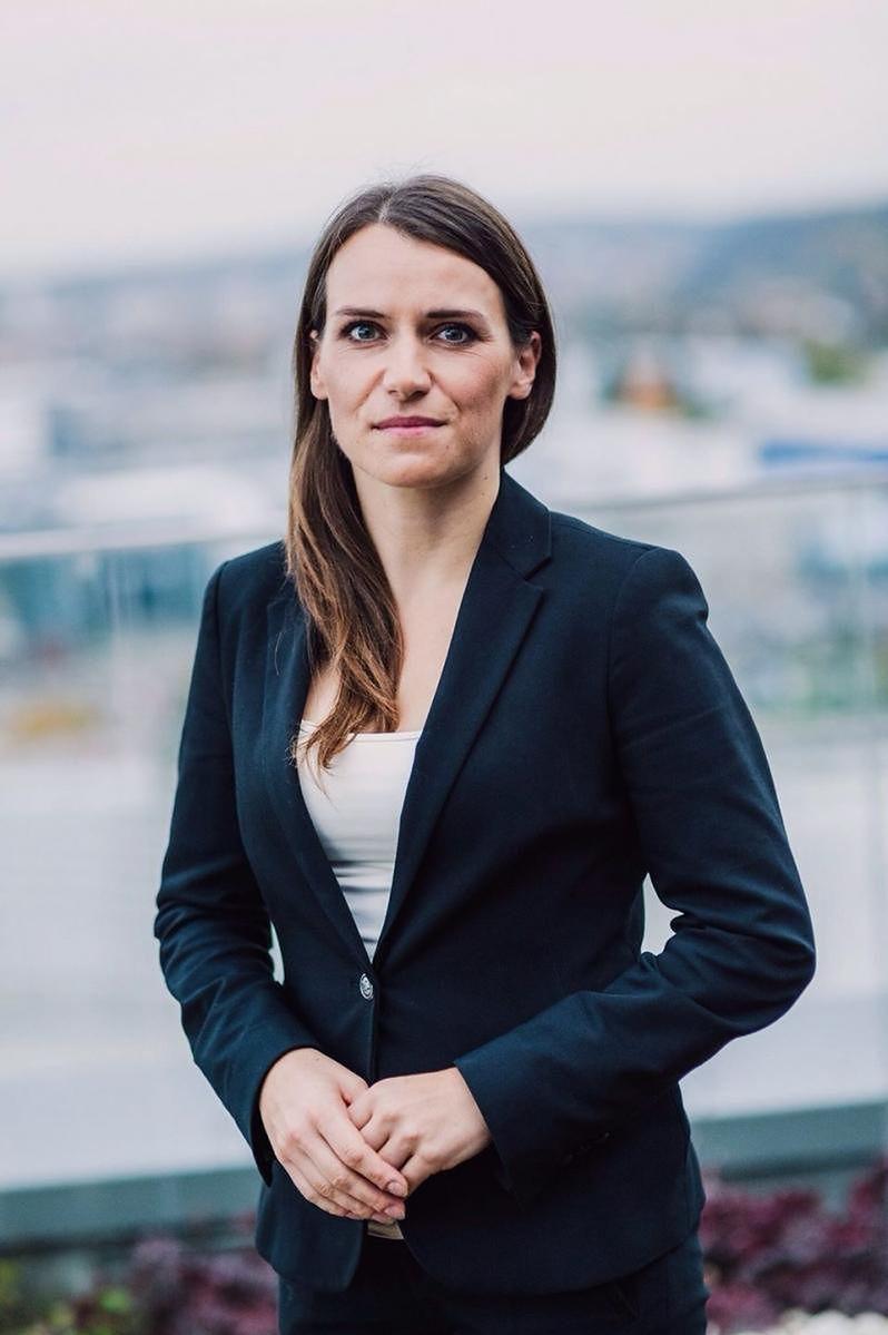 Agnieszka Pomaska jest posłanką PO