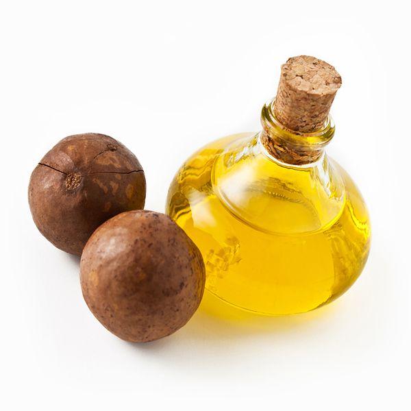 Olej z orzeszków makadamii