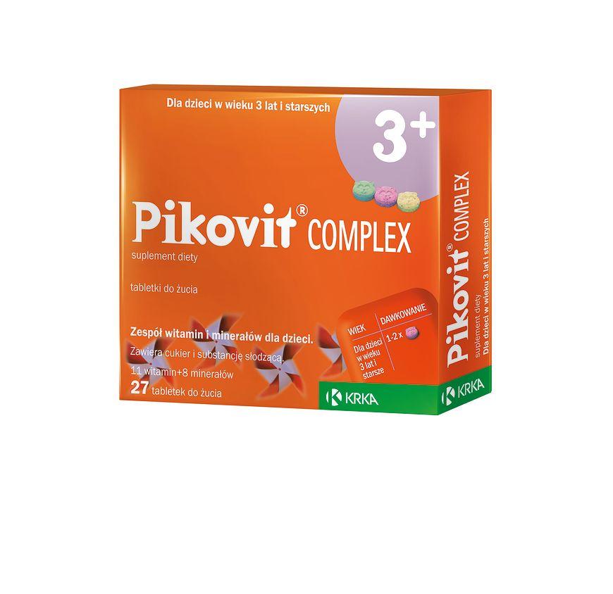 Pikovit - wzmocnienie odporności