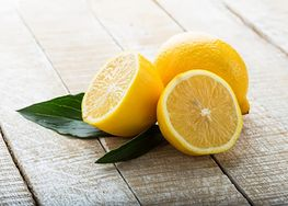 Cytryna dla urody - poznaj jej moc