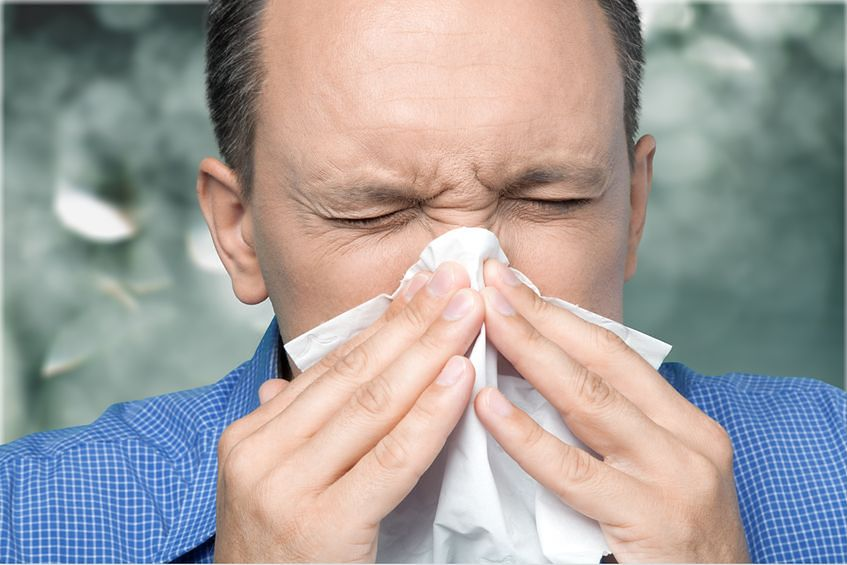 Częste infekcje