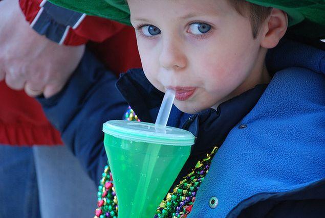 Ograniczenie napojów gazowanych i soków