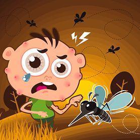 Jak złagodzić swędzenie po ukąszeniu komara?