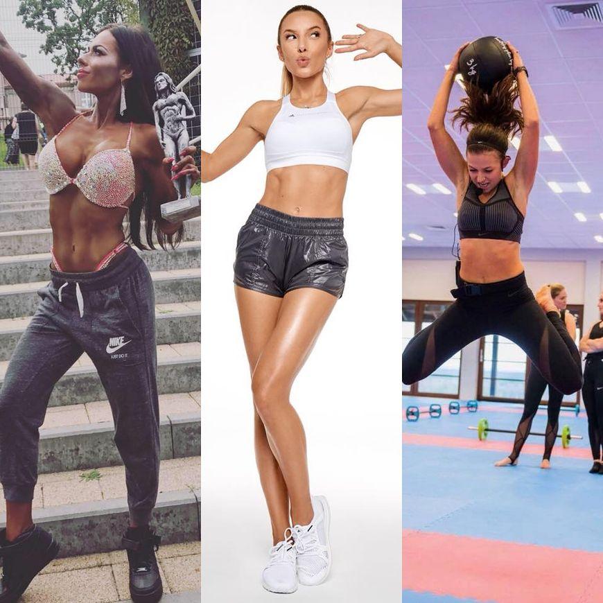 Najpopularniejsze trenerki fitnessu w Polsce (Facebook)