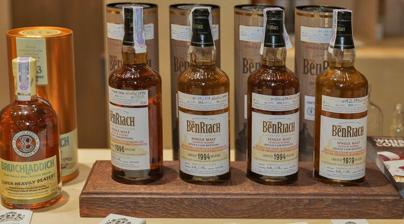 Bruichladdich X4 Single Malt Scotch Whisky
