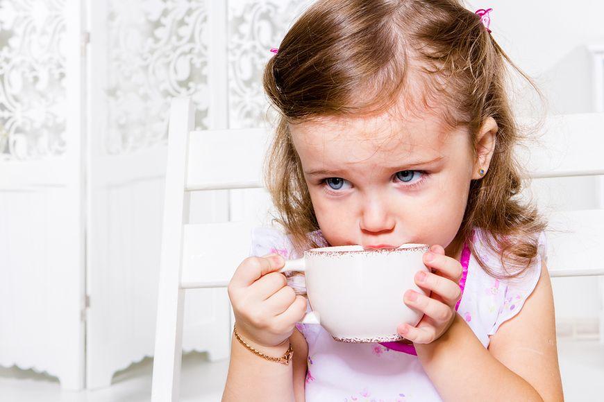 Nawodnienie dziecka podczas choroby