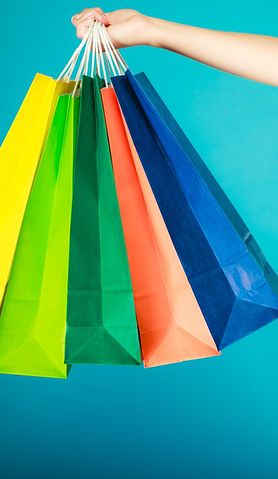 Czy jesteś uzależniony od zakupów? Sprawdź się