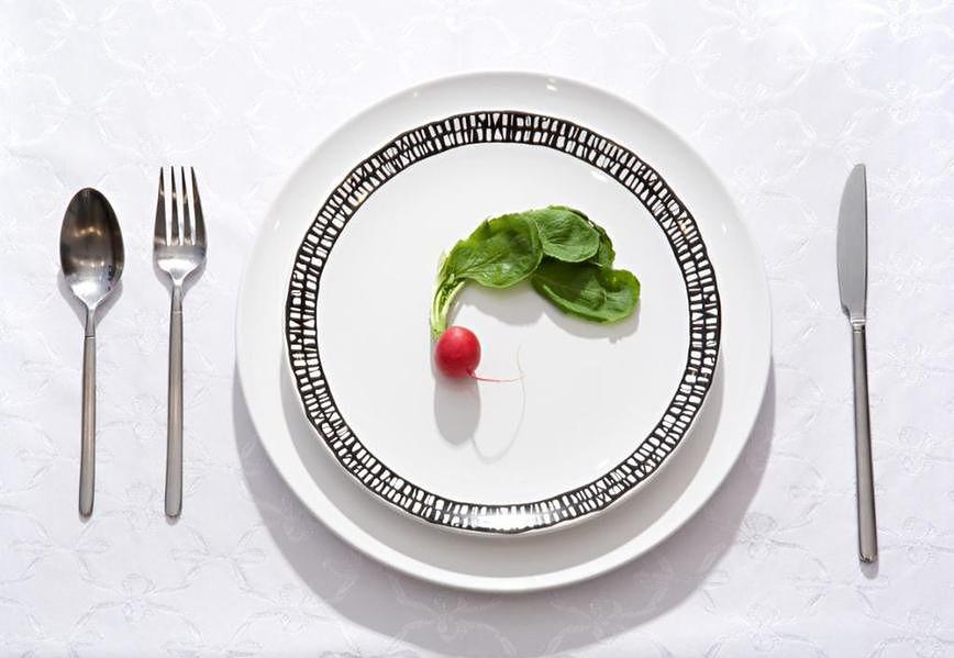 Anoreksja = głodzenie się