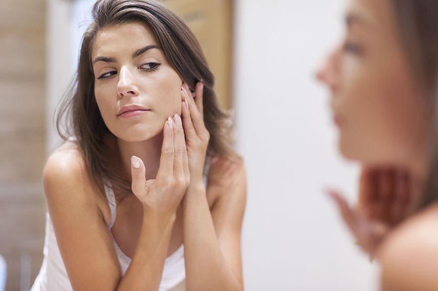 Poprawa stanu skóry