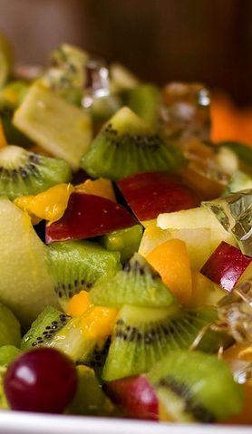 Sałatka owocowa to prawdziwa bomba witaminowa