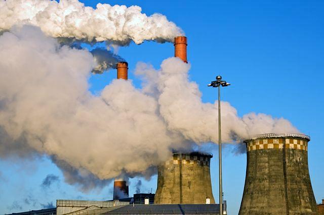 Emitowanie związków chemicznych