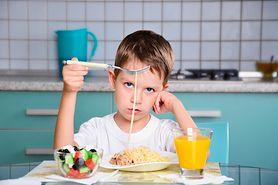 Twoje dziecko nie chce jeść? Być może cierpi na neofobię żywieniową