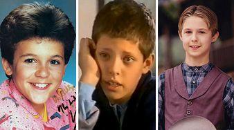 Jako dzieci byli gwiazdami seriali. Co dziś robią i jak wyglądają młodzi aktorzy sprzed lat?