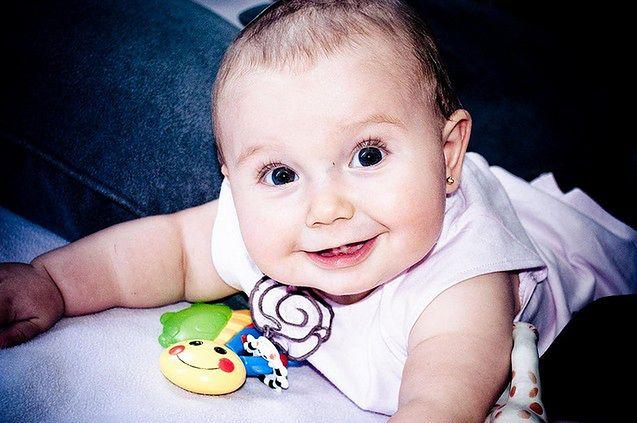 Stosowanie witamin u niemowląt