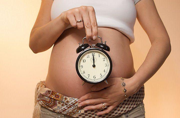 Ciąża to czas oczekiwania