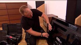 Masz nowy telewizor? Zobacz, jak samodzielnie zamontować go na ścianie