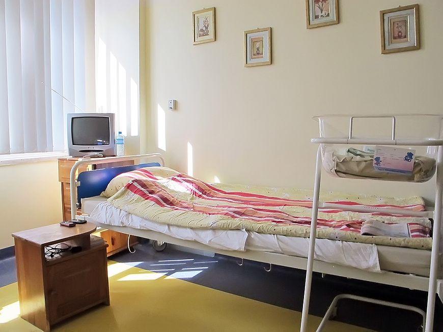 Sala w szpitalu
