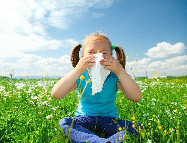 Wzrasta liczba dzieci z alergią