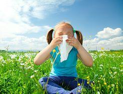 Jak wychowywać dzieci, które mają alergię?