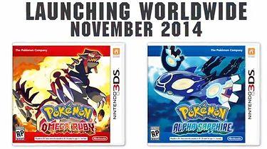 W listopadzie na 3DS trafią kolejne Pokemony