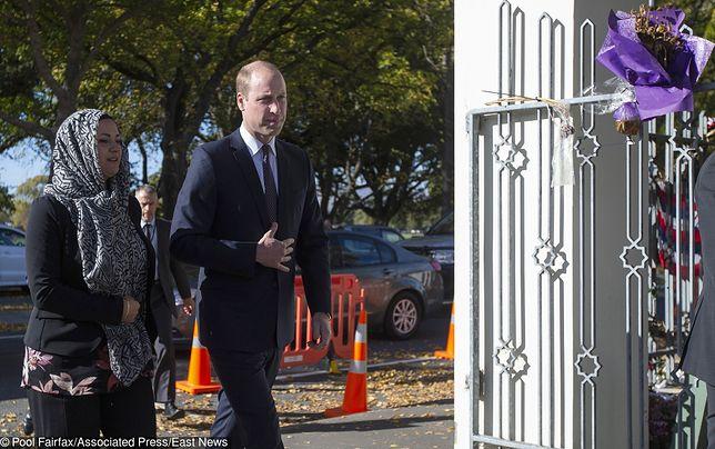 """Zamach W Nowej Zelandii Update: Książę William I Intymne Wyznanie. """"Żal Może Zmienić Punkt"""