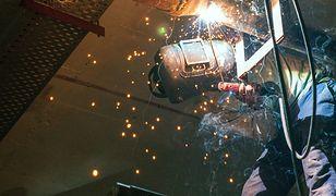 """Bardzo wielu pracowników szarej strefy lub dostające pieniądze """"pod stołem"""" to osoby pracujące na budowach czy remontach (zdjęcie ilustracyjne)"""